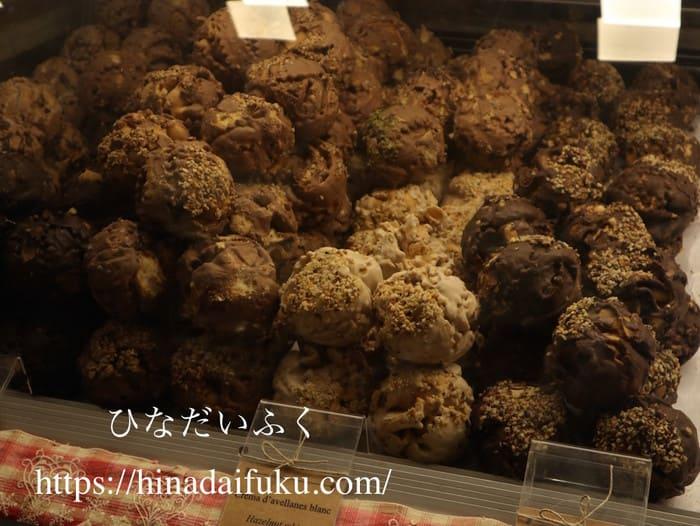 ペトリチョアルチョコアのフライドクッキー