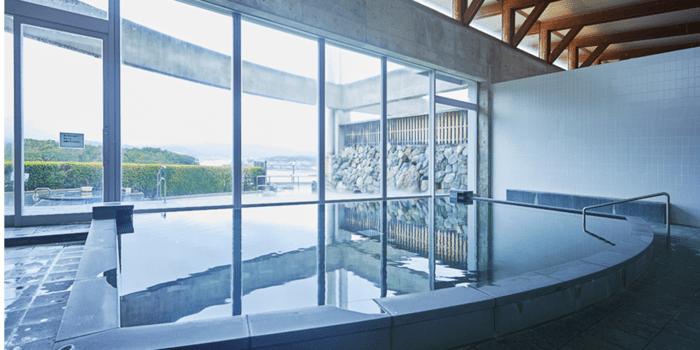 ひまわりの湯大浴場
