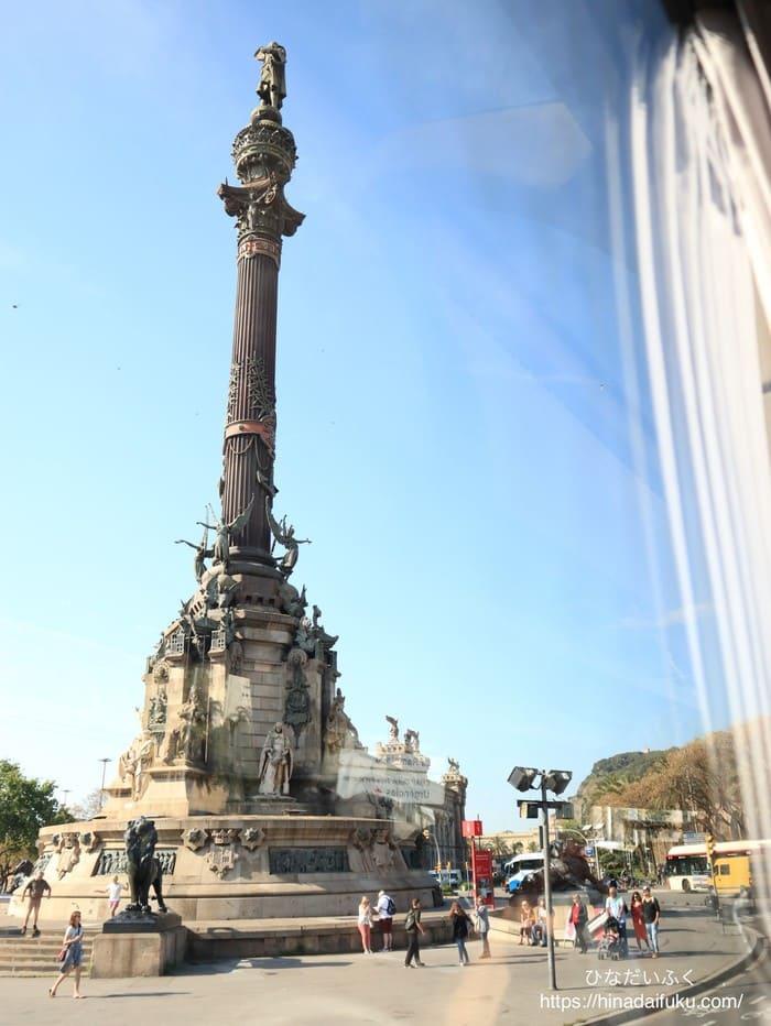 コロンブス記念塔