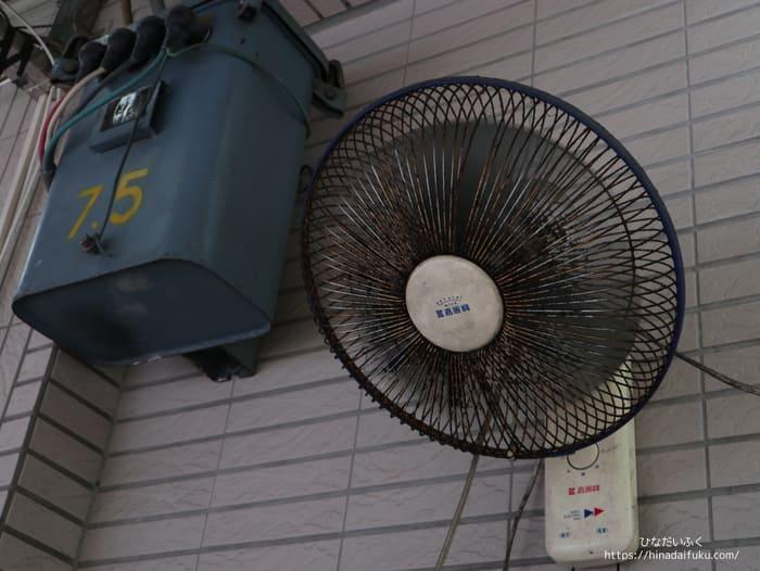 永和小籠包扇風機