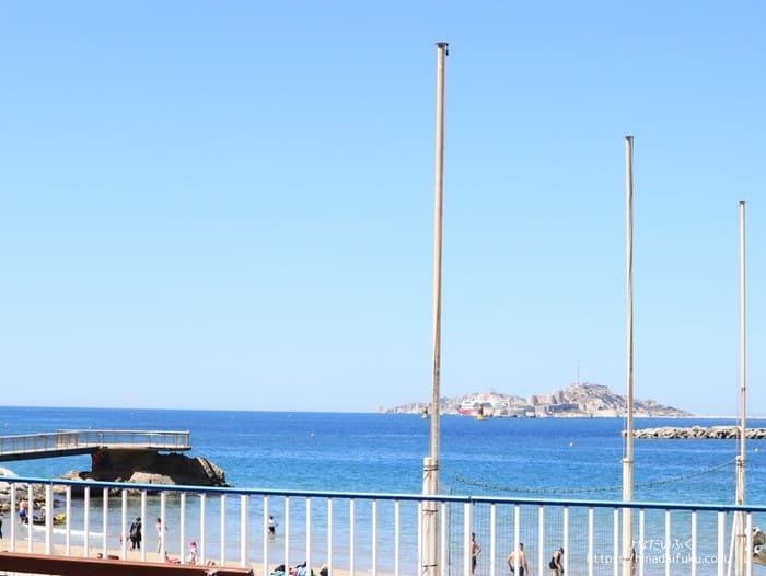 マルセイユ海