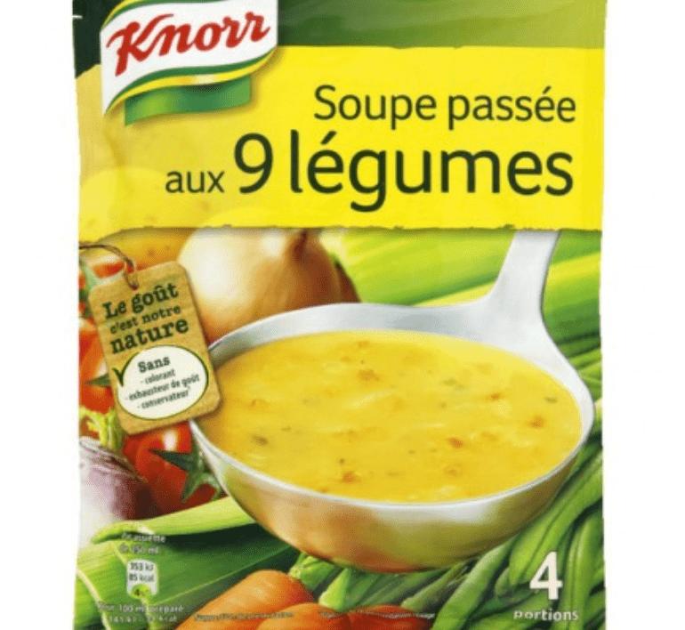 クノールのスープ