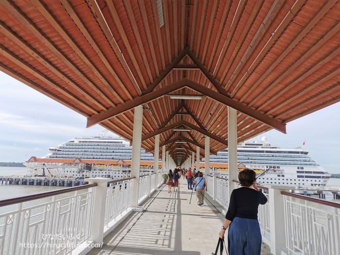 ポートケラン桟橋