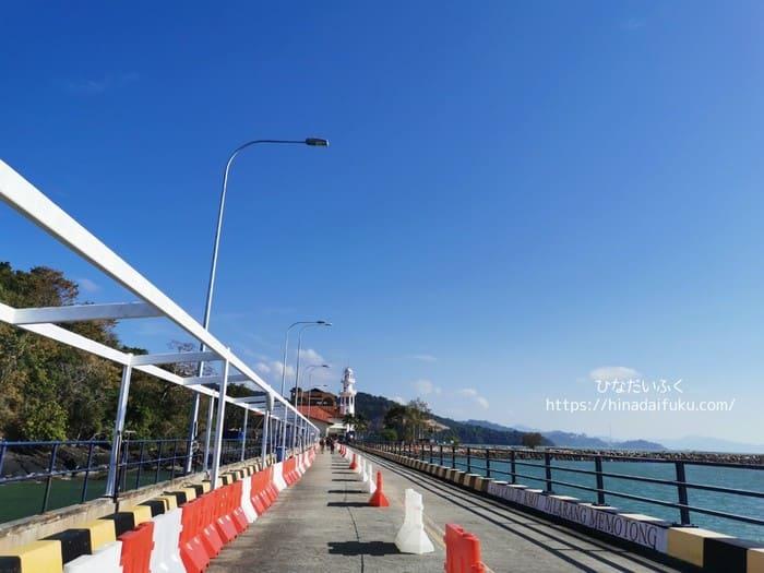 ランカウイ桟橋