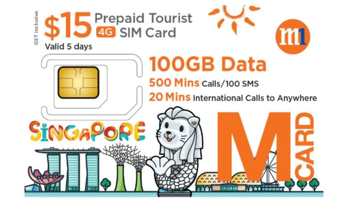 シンガポールSIMカード
