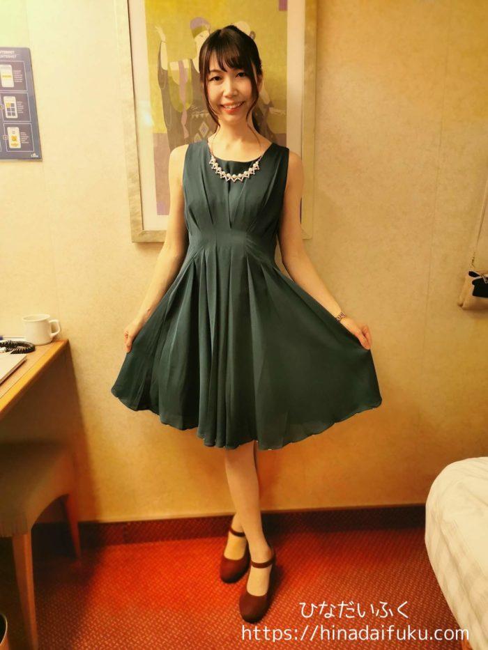 フォーマルナイトドレス