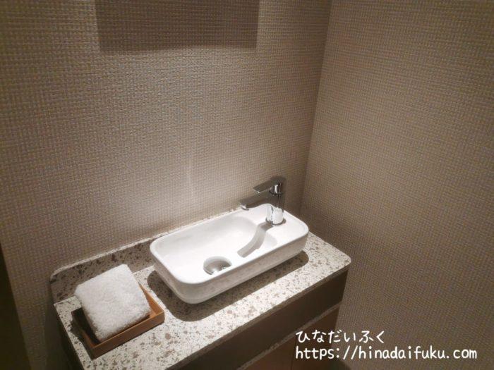 インターコンチトイレ洗面所