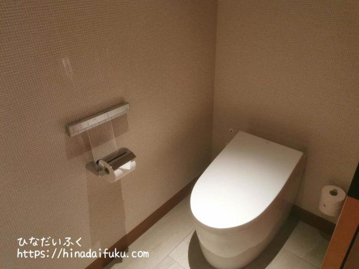 インターコンチトイレ