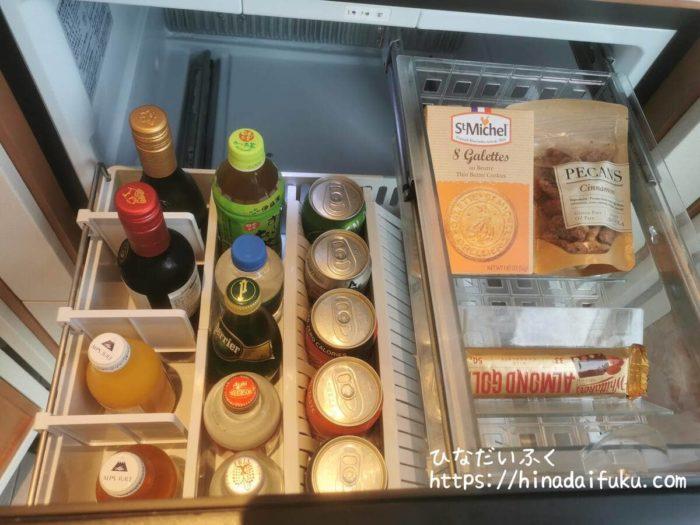 インターコンチバー冷蔵庫