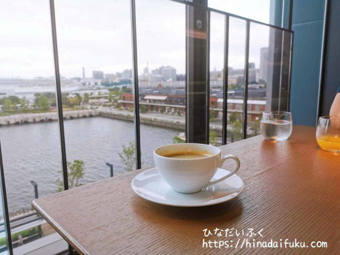 インターコンチラウンジコーヒー