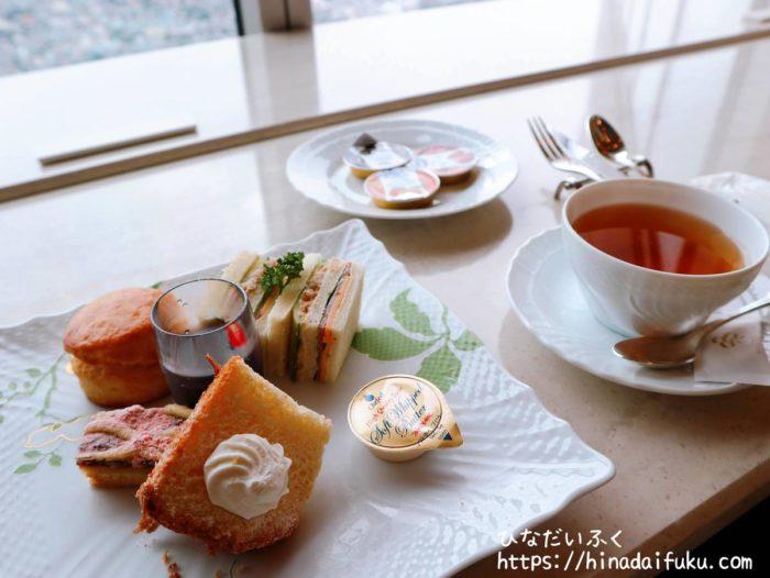 横浜ロイヤルパークホテルアフタヌーンティー