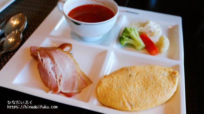 インターコンチネンタル東京ベイモーニング洋食