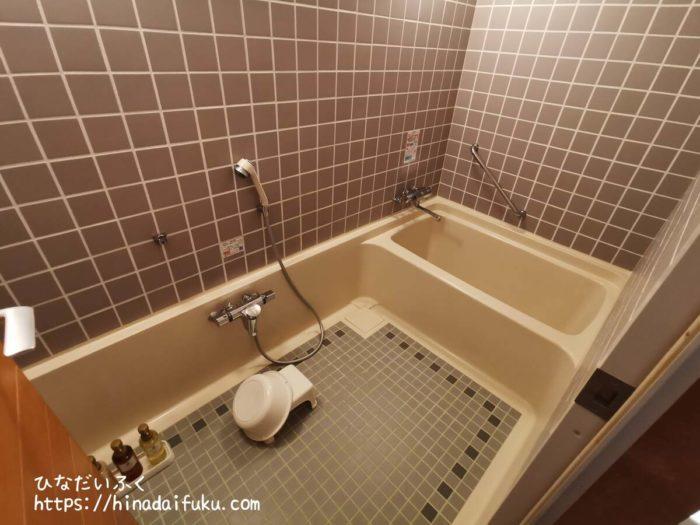 箱根湯の花プリンスホテルお風呂