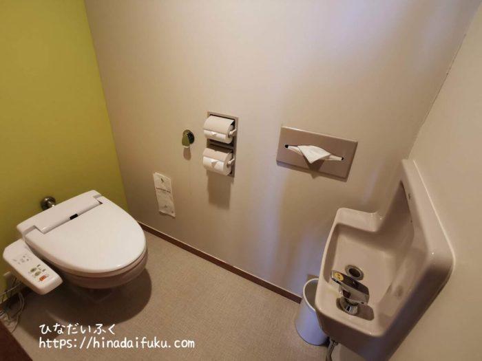 箱根湯の花プリンスホテルトイレ