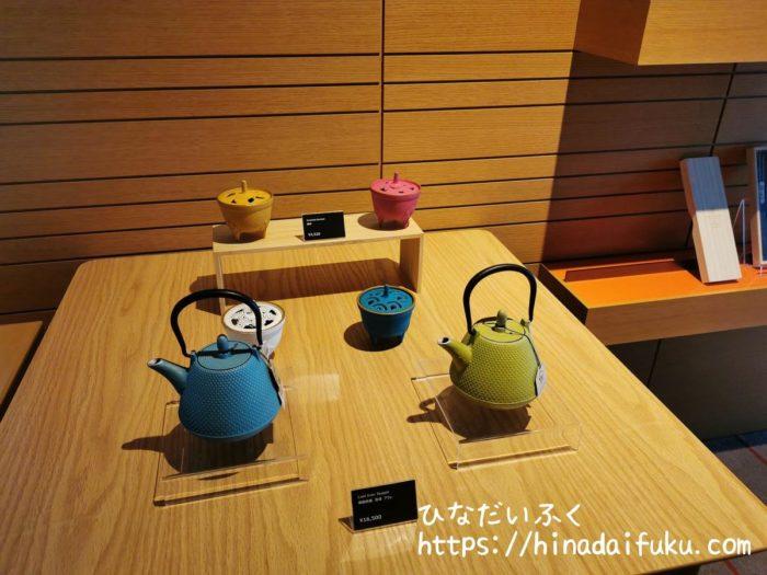 ザ・プリンスギャラリー東京紀尾井町お土産やさん2