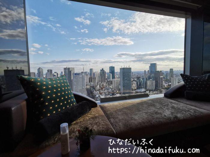 ザ・プリンスギャラリー東京紀尾井町クラブラウンジ