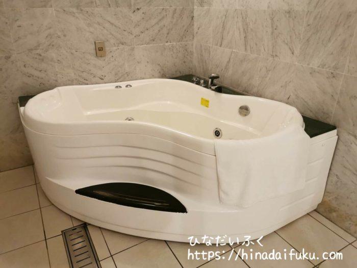 ヴィラサントリーニお風呂