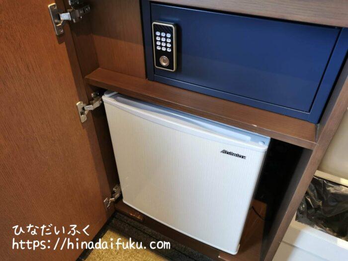 アートホテル冷蔵庫金庫